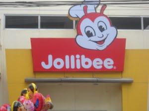 Jollibee Sign