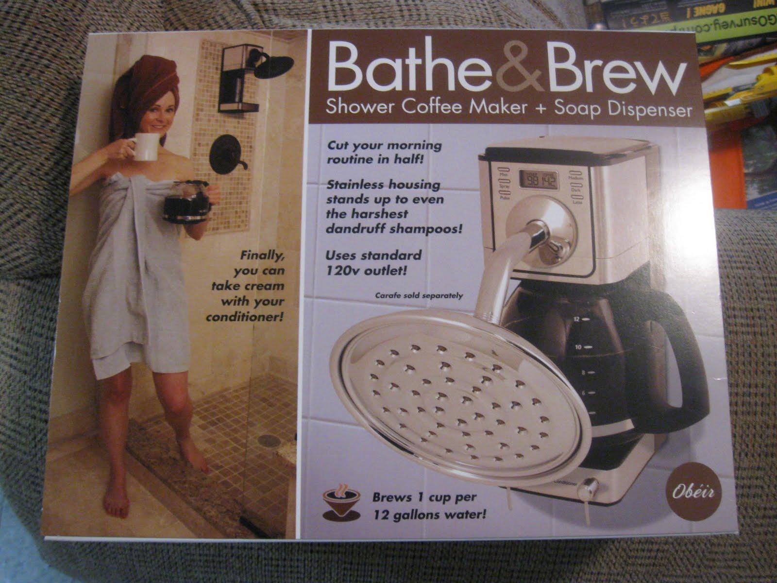 Washing Lita, Coffee and Chicken