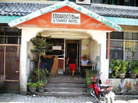 Eduardo's Diner and Tourist Hotel