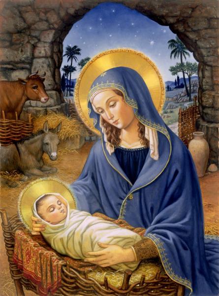 Mary's Nativity