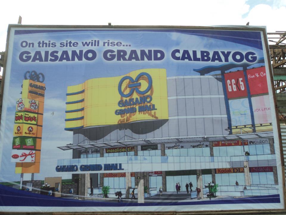 Gaisano Grand Calbayog Texan In The Philippines