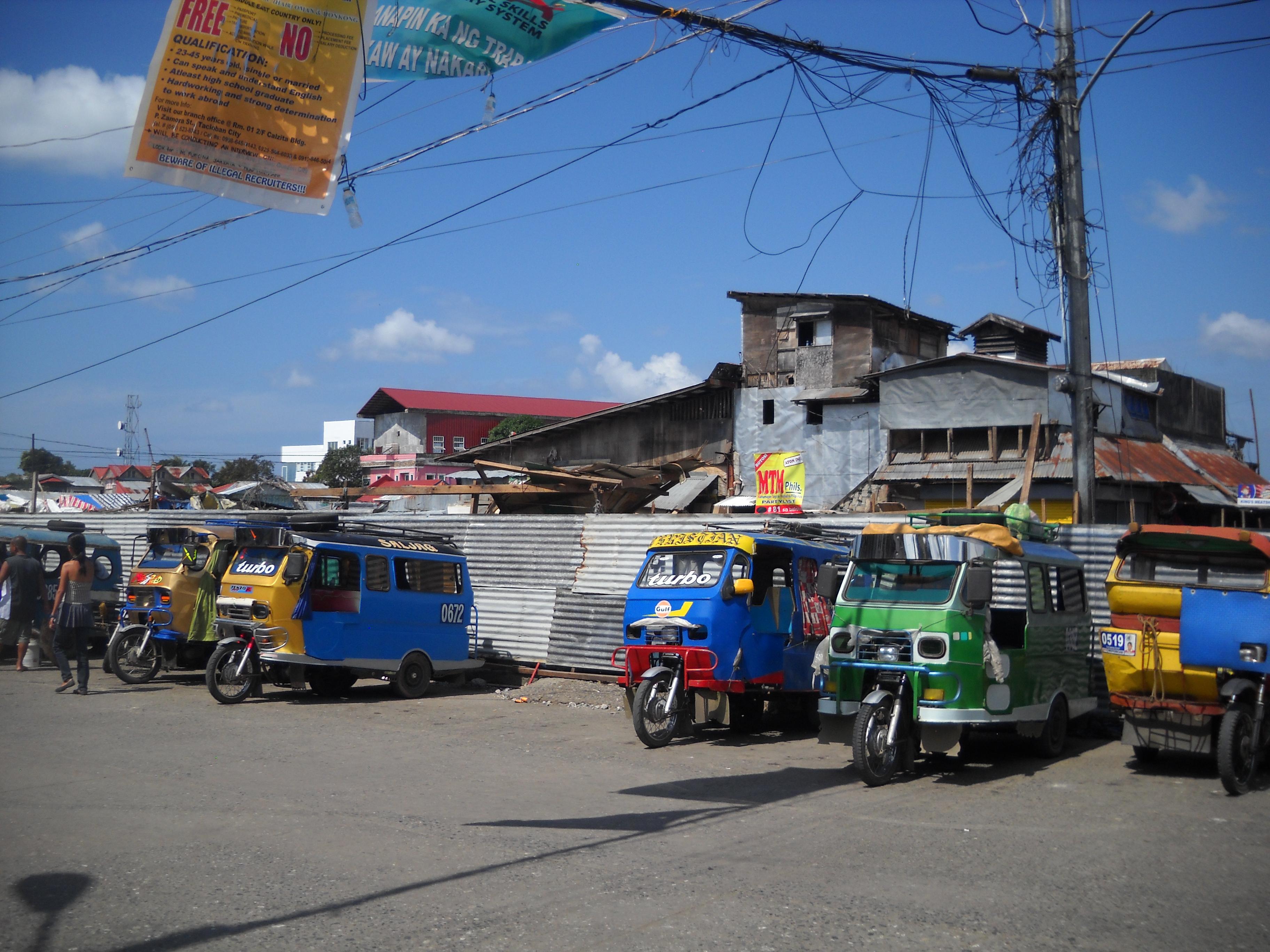 Getting Around the Calbayog City Area