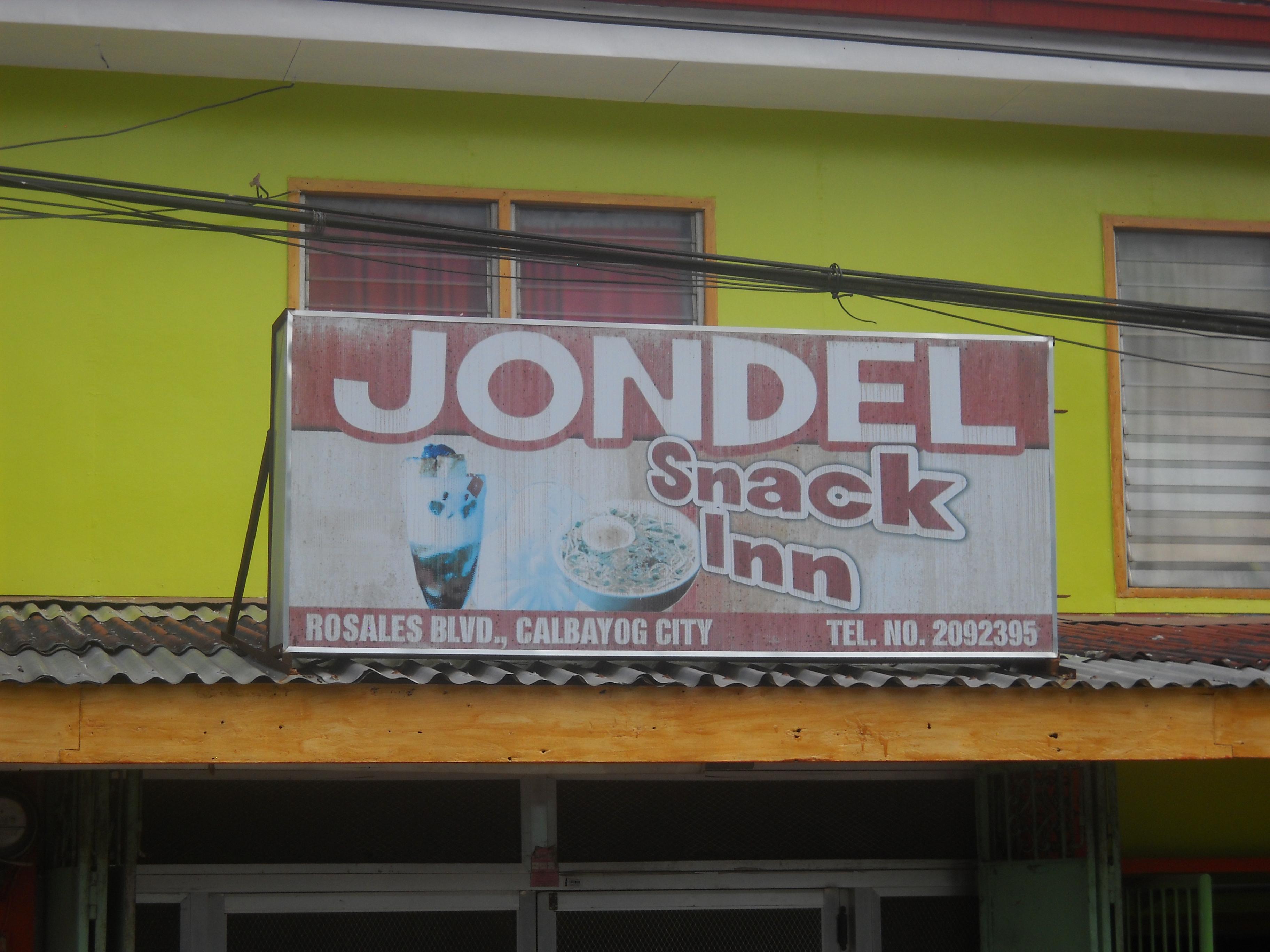 Jondel Snack Inn