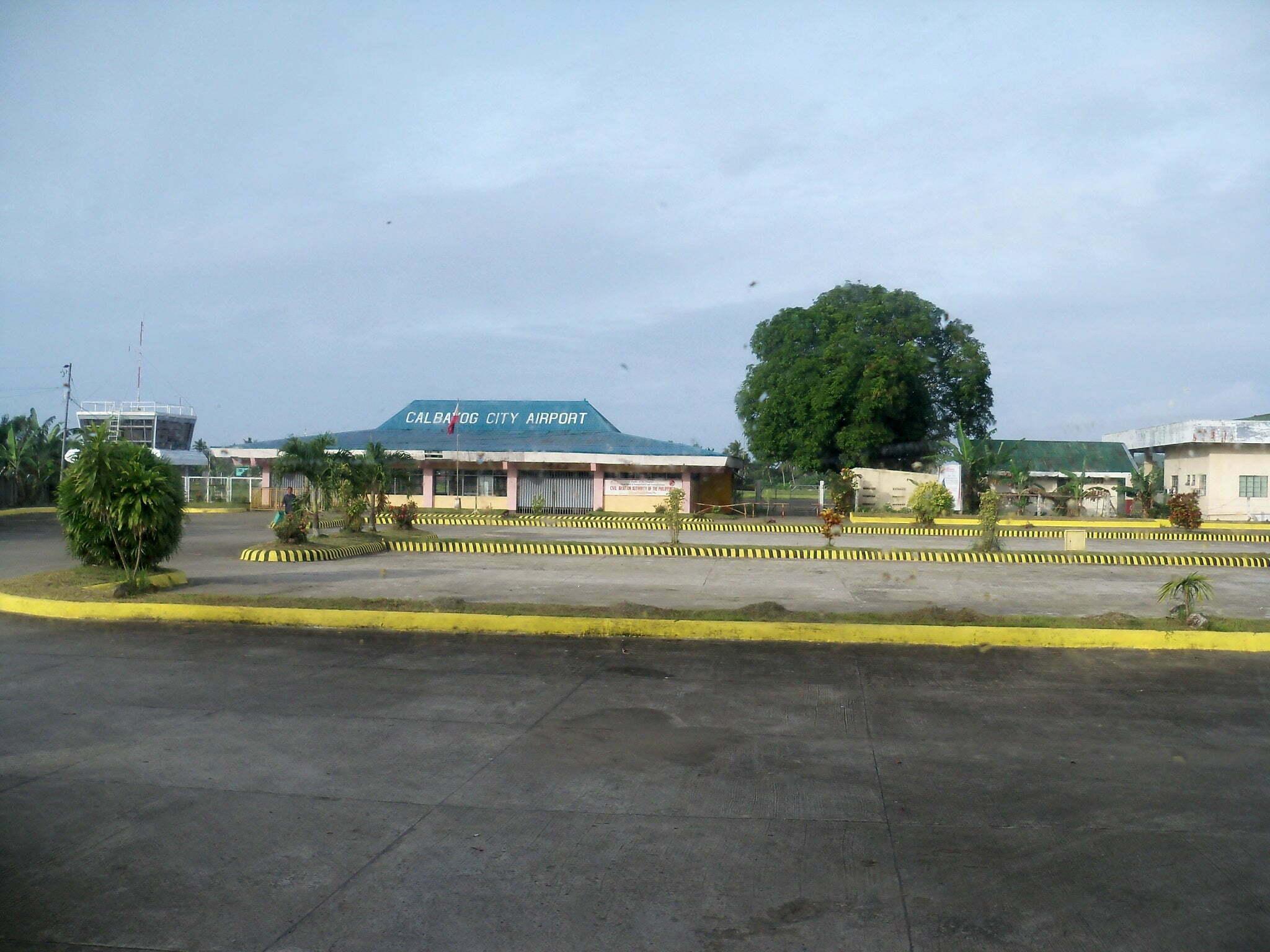 Tacloban (and Calbayog) Airport Terminal Fee Raised