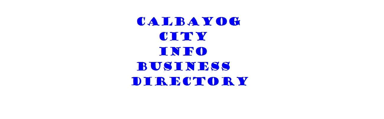 Calbayog Info Directory