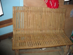 1 of 2 bamboo bench we had made.JPG